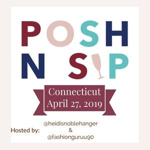 Other - POSH 'n SIP Connecticut! April 27th!